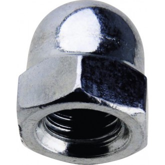 Matice klobouková M12 Zn DIN1587