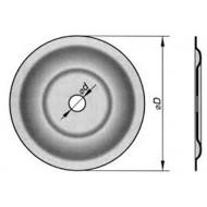 Podložka izolační PI 40 kruhová ocelová