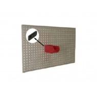 Držák  euroboxu (pro panel na nářadí)