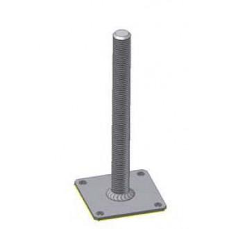 Kotevní patka pilíře M24 110x110-200