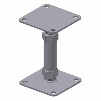 Patka pilíře stavitelná 100x100 M20 (120÷160)