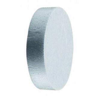 Fasádní polystyrenová zátka pr.70x18  - bílá